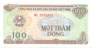100 донг