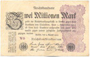 2 млн марок