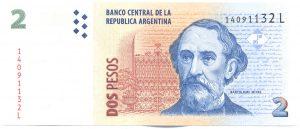 2 песо