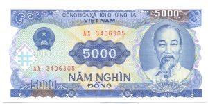 5000 донг