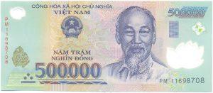 500000 донг