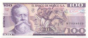 100 песо