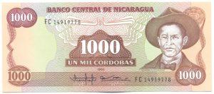 1000 кордоб