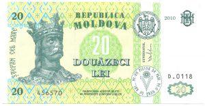 20 лей