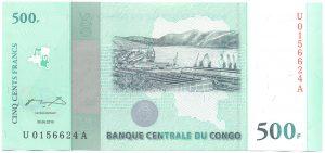 500 франков памятная