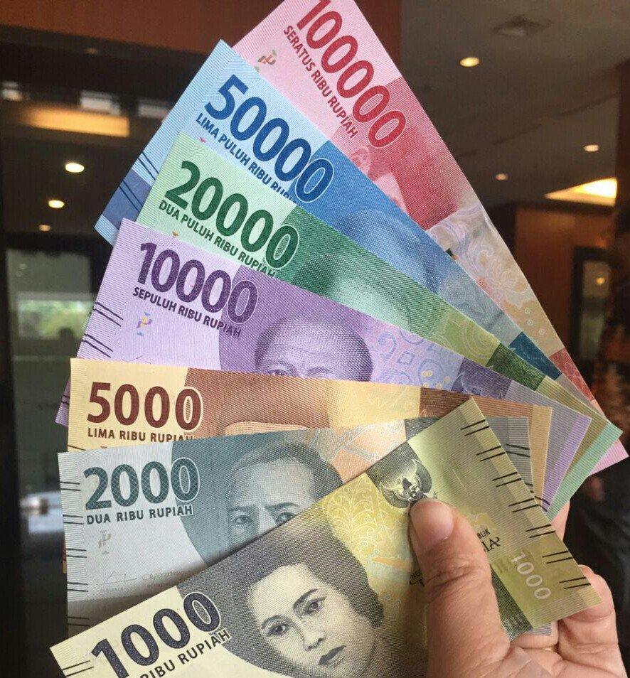 Банк Индонезии представил новые банкноты